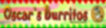 Oscar Burritos Logo