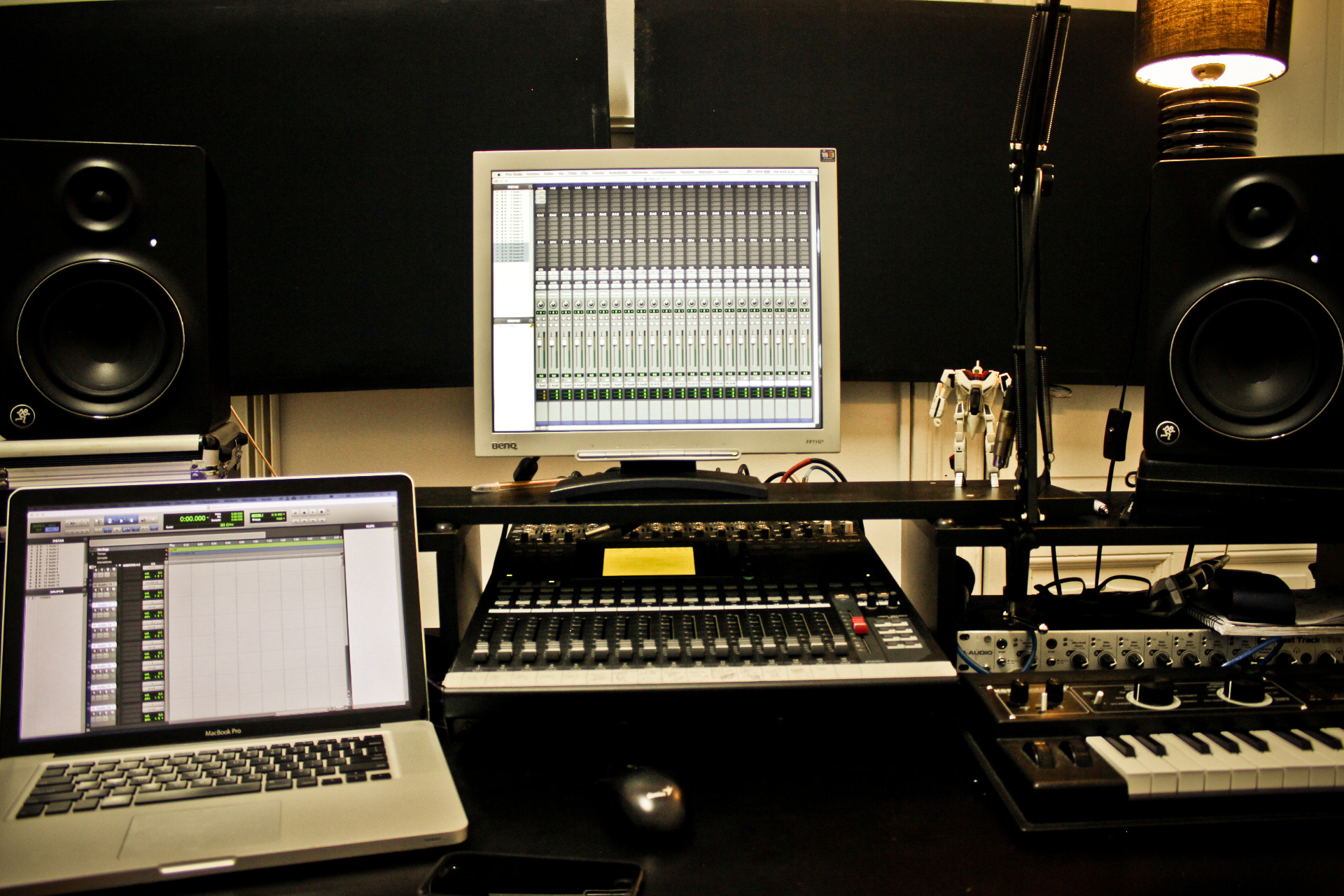 PRODUCCIÓN MUSICAL (xTEMA)