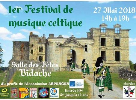 Festival de musique celtique - Bidache (64)