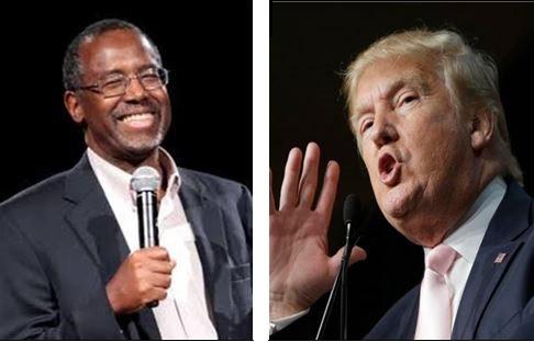 The GOP Trump/Carson dilemma