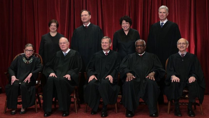 SCOTUS Making America Great Again