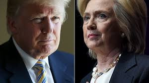 The First Trump/Clinton Presidential Debate