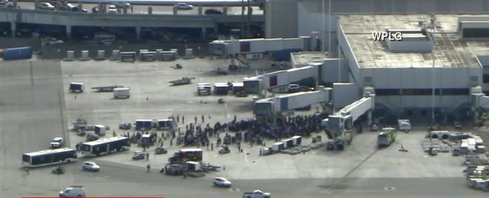 5 dead, 8 hospitalized from shooting at Ft. Lauderdale International airport