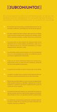 10 Mandamientos establecidos antes de comnezar con la ejecución de la exposición