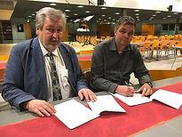Markku Pyykkölä ja Kauko Passi, Keravan Kokoomus