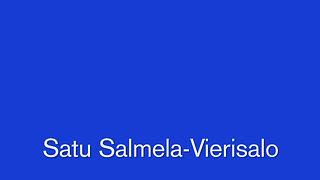 Satu Salmela-Vierisalon vaaliehdokasvideo