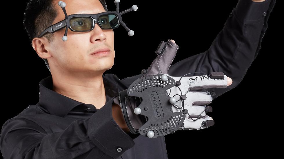 Manus Prime II ART gloves