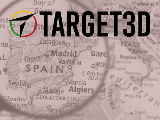 Expansion into Europe: Target3D pushes against the tide
