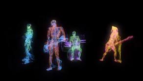 Algorithm creates Pound the Pavement music video using Noitom suit