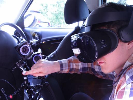 University of Glasgow: ViAjeRo for AR/VR in autonomous vehicles