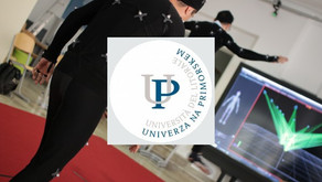 Creating A Tracking System For Immersive Analytics In SLoveniaN University