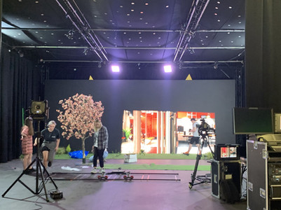 Target3D & Digital Catapult Launch UK's First Virtual Production Research & Innovation Studio