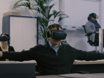 Soft skills training: new VR platform creates waves