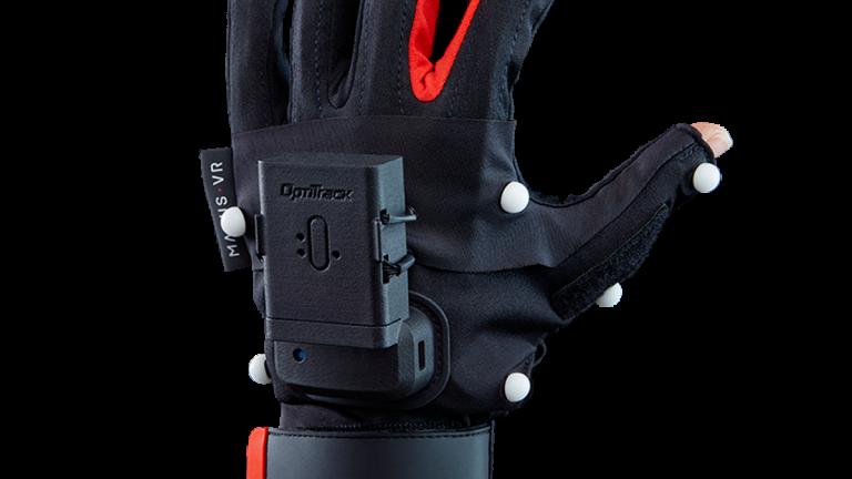 Manus Prime II OptiTrack gloves