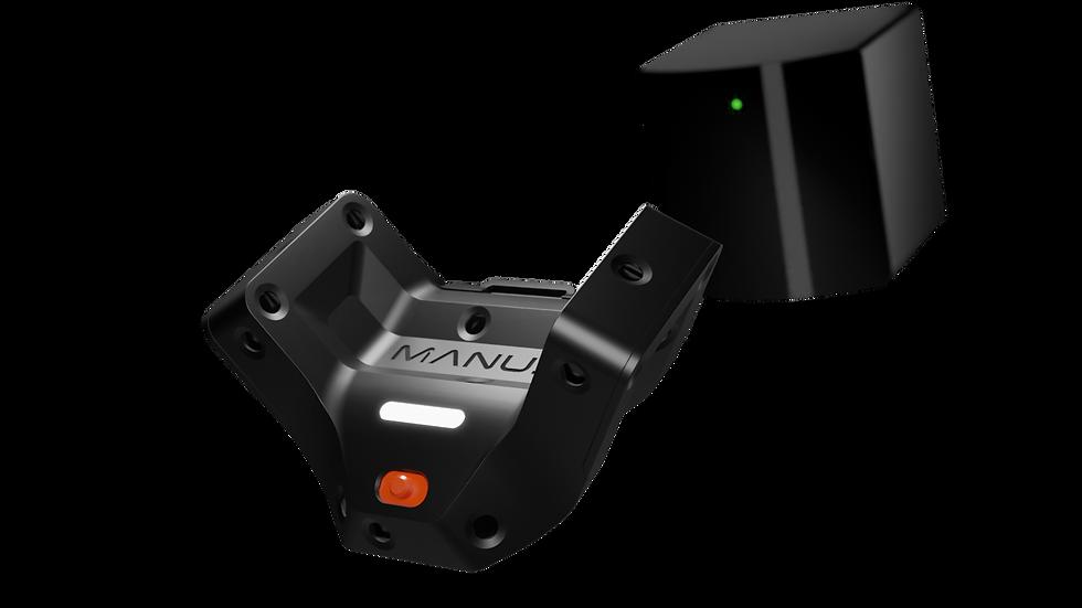 Manus Pro Tracker
