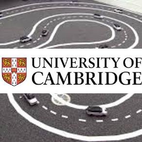 Optical Tracking for Robotics & autonomous vehicles Testbed