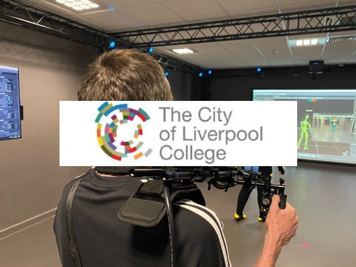 City of Liverpool College: equips next generation of gamers
