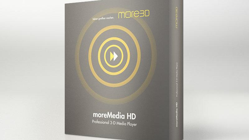 moreMedia HD software
