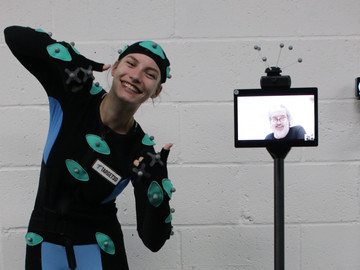 Roaming mocap platform changes way film crews work: the arrival of ROMOCAP