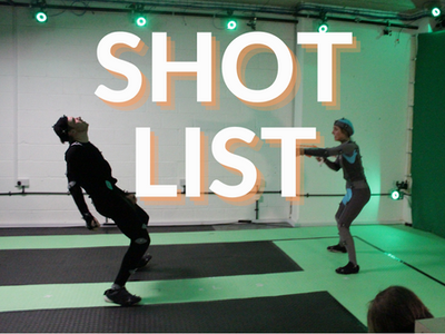 What Are We Talking About!? A glossary of mocap terms