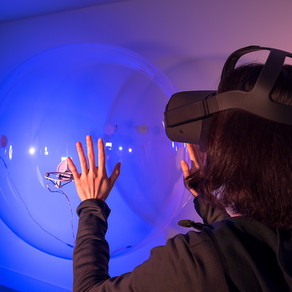 UCL: Can VR robotic interaction ease loneliness?