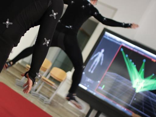 University of Primorska: Tracking system for immersive analytics
