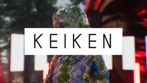 Keiken: A fictional future using mocap & game engines