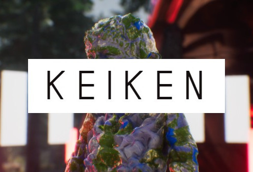 Keiken: A fictional future using mocap & game engines