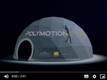Mocap: hybrid solution for SkySports project at golf Open Championship