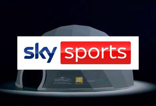 SkySports: hybrid mocap for golf Open Championship