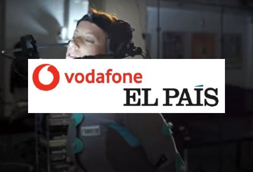 El Pais & Vodafone: The future is exciting with performance capture