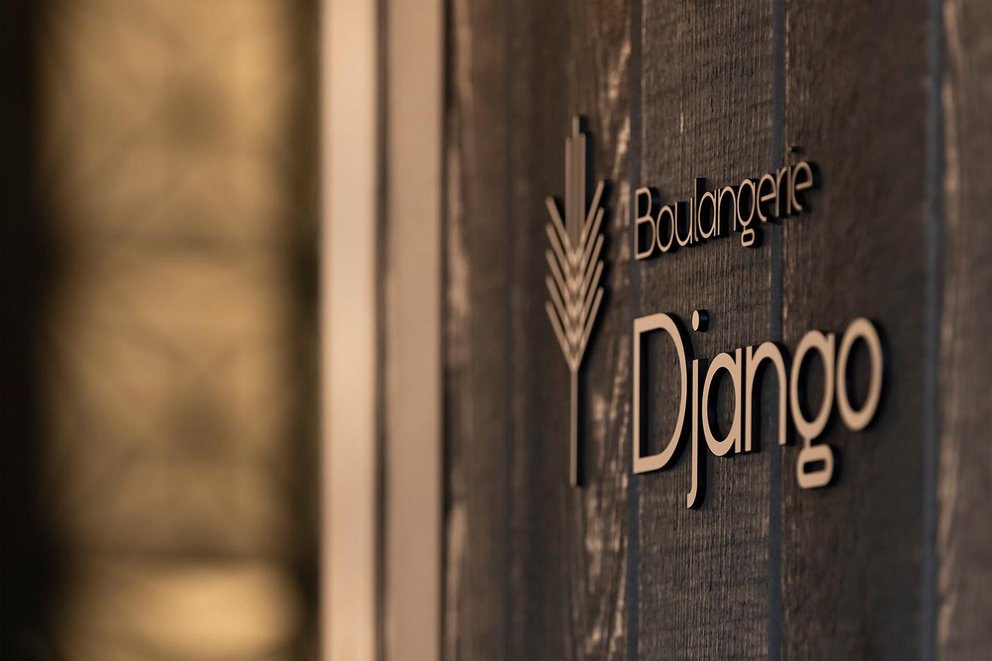 Boulangerie Django(logo)