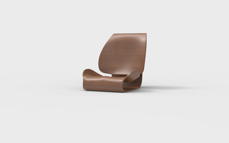 フローイング座椅子(フロント)