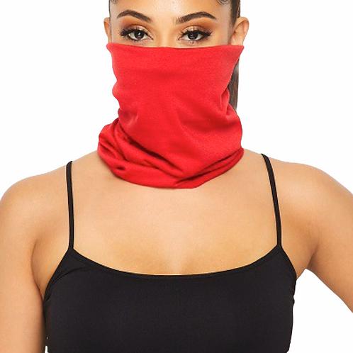 Double Layered Cloth Tubular Mask