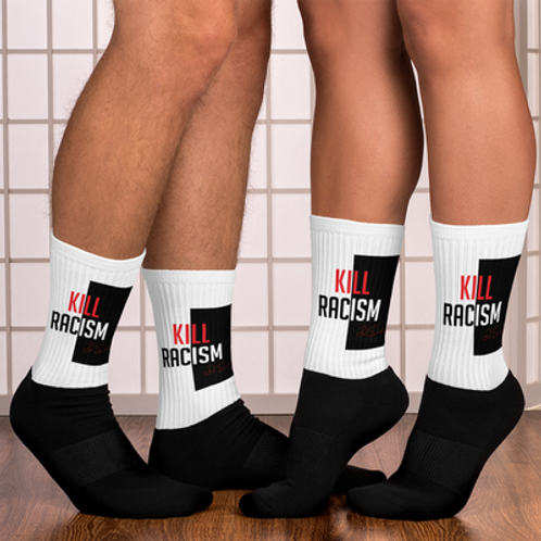 Sock-It-2-Me KIll Racism Socks