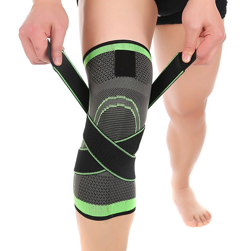 Sports Fitness  Knee Pads Support Bandage Braces