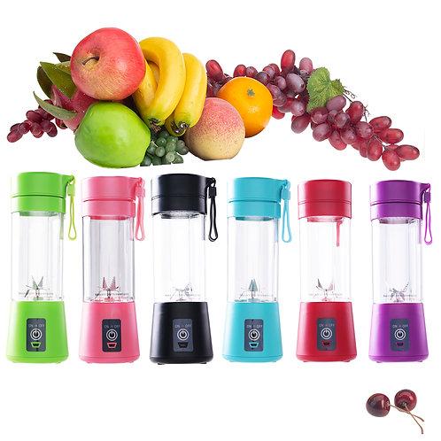 400ml Portable Juice Blender/  USB Juicer Cup Multi-Function Fruit Mixer