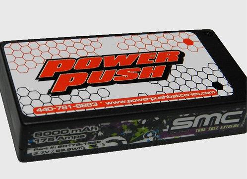 SMC-PowerPush 3.7v 8000mAh 120c