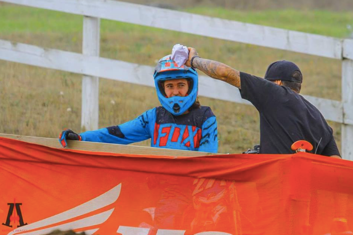 Level 2 motocross coach