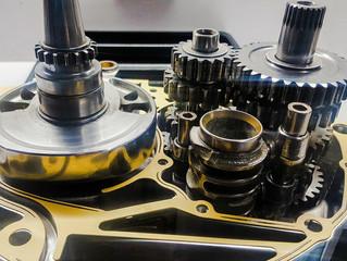 Race engine build