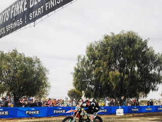 Jack Simpson takes out 3rd at Finke