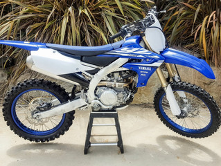 NEW Yamaha YZF 450 ..