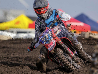 Eight11 rider Jai Constantinou takes home U19 Victorian MX Championship in rookie year