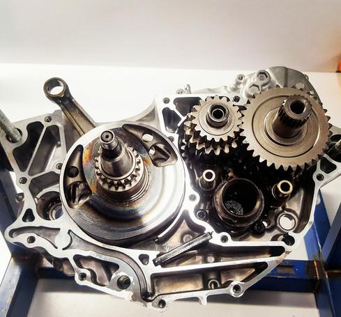 Engine performance upgrades