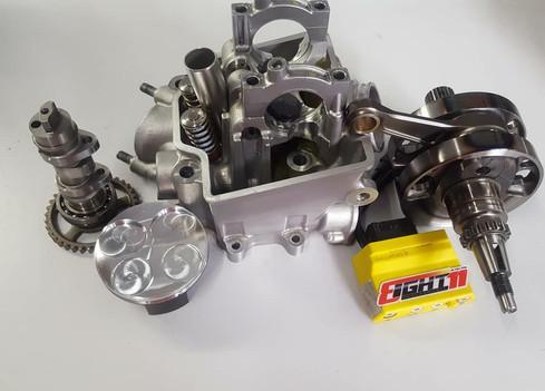 10-17 Honda CRF 250 engine package