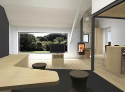 Oz intérieur Bordeaux architecte