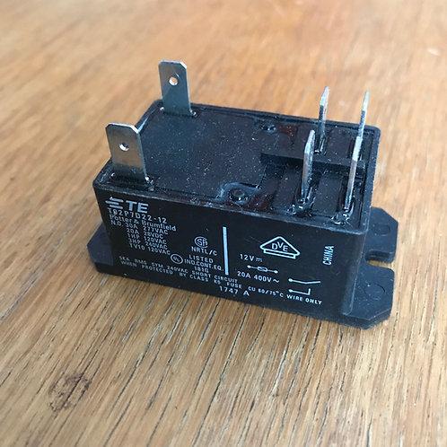 Control Relay. 12 Volt Coil