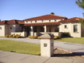 American General Contracting custom home