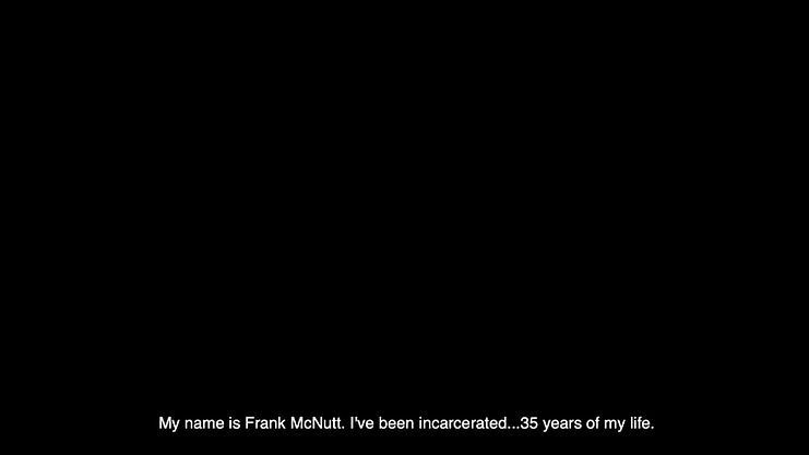 Meet Frank McNutt. An inmate who survived COVID-19