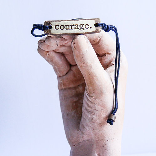 Courage Mud Love Inspirational Band